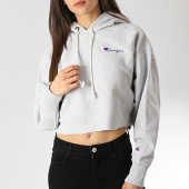 /achat-sweats-capuche/champion-sweat-capuche-crop-femme-111561-gris-chine-175019.html
