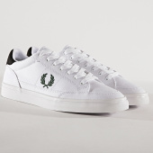 /achat-baskets-basses/fred-perry-baskets-b5148-100-white-175127.html