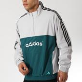 /achat-vestes/adidas-veste-de-sport-col-zippe-a-bandes-arc-fh7914-gris-vert-175318.html