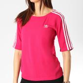 /achat-t-shirts/adidas-tee-shirt-femme-3-stripes-dv0853-magenta-175326.html