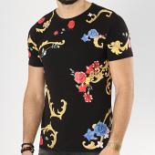 /achat-t-shirts/berry-denim-tee-shirt-111-noir-renaissance-floral-175170.html