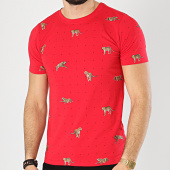 /achat-t-shirts/berry-denim-tee-shirt-117-rouge-175183.html