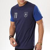 /achat-t-shirts/fff-tee-shirt-player-dembele-n11-f18009-bleu-marine-175261.html