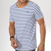 /achat-t-shirts/g-star-tee-shirt-xartto-d13305-b175-blanc-bleu-roi-175283.html