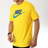 /achat-t-shirts/nike-tee-shirt-brand-ar4993-jaune-175315.html