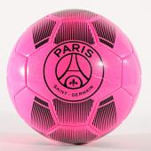 /achat-accessoires-de-mode/psg-ballon-logo-fluo-rose-175299.html