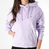 /achat-sweats-capuche/tommy-hilfiger-jeans-sweat-capuche-femme-classics-6582-lilas-175342.html