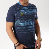 /achat-t-shirts/umbro-tee-shirt-695960-bleu-marine-bleu-clair-175286.html