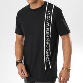 /achat-t-shirts/calvin-klein-tee-shirt-logo-00gms9k175-noir-blanc-175513.html