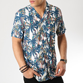 /achat-chemises-manches-courtes/classic-series-chemise-manches-courtes-1447flo-blanc-bleu-marine-floral-175352.html