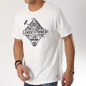 /achat-t-shirts/element-tee-shirt-rolling-blanc-175439.html