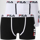 /achat-boxers/fila-lot-de-2-boxers-f5040-blanc-noir-175492.html