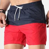 /achat-maillots-de-bain/lbo-maillot-de-bain-bicolore-686-bleu-marine-rouge-175535.html