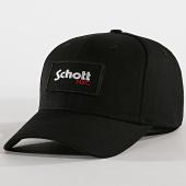 /achat-casquettes-de-baseball/schott-nyc-casquette-210-noir-175506.html