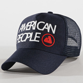 /achat-trucker/american-people-casquette-trucker-tage-bleu-marine-175691.html