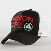 /achat-trucker/american-people-casquette-trucker-tage-noir-blanc-175694.html