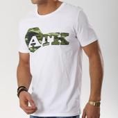 /achat-t-shirts/atk-tee-shirt-logo-blanc-camo-vert-kaki-175648.html