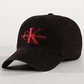 /achat-casquettes-de-baseball/calvin-klein-casquette-monogram-4561-noir-175703.html