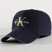 /achat-casquettes-de-baseball/calvin-klein-casquette-monogram-4561-bleu-marine-175706.html
