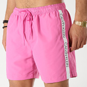 /achat-maillots-de-bain/calvin-klein-short-de-bain-avec-bandes-drawstring-294-rose-175726.html