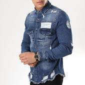 /achat-chemises-manches-longues/classic-series-chemise-manches-longues-jean-2490-bleu-denim-175635.html