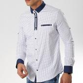/achat-chemises-manches-longues/classic-series-chemise-manches-longues-3388-blanc-bleu-marine-175646.html