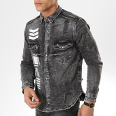 /achat-chemises-manches-longues/black-needle-chemise-manches-longues-jean-2538-gris-anthracite-175661.html