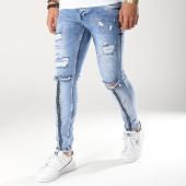 /achat-jeans/classic-series-jean-slim-avec-zips-6547-bleu-denim-175679.html