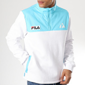 /achat-sweats-col-zippe/fila-sweat-col-zippe-aiden-687018-blanc-bleu-clair-175540.html
