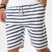 /achat-shorts-jogging/mz72-short-jogging-view-ecru-bleu-marine-175598.html