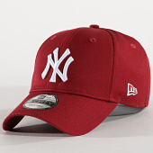 /achat-casquettes-de-baseball/new-era-casquette-league-new-york-yankees-80468933-bordeaux-175672.html