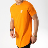 /achat-t-shirts-longs-oversize/siksilk-tee-shirt-oversize-14305-orange-175666.html