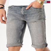 /achat-shorts-jean/tommy-hilfiger-jeans-short-jean-ronnie-6285-gris-anthracite-175715.html
