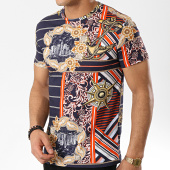 /achat-t-shirts/aarhon-tee-shirt-91015-bleu-marine-175747.html