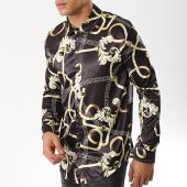 /achat-chemises-manches-longues/aarhon-chemise-manches-longues-19-015-noir-renaissance-175748.html