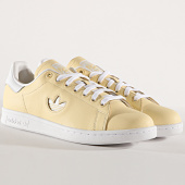/achat-baskets-basses/adidas-baskets-stan-smith-bd7438-easy-yellow-footwear-white-175807.html