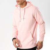 /achat-sweats-capuche/calvin-klein-sweat-capuche-box-monogram-3090-rose-175742.html