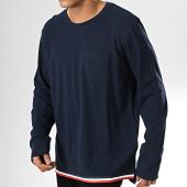 /achat-t-shirts-manches-longues/celio-tee-shirt-manches-longues-anepique-bleu-marine-175850.html