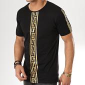 /achat-t-shirts/classic-series-tee-shirt-addax-noir-dore-175802.html