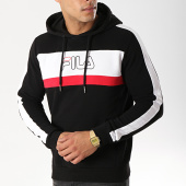 /achat-sweats-capuche/fila-sweat-capuche-miro-687132-noir-blanc-rouge-175837.html