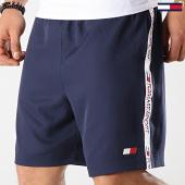 /achat-shorts-jogging/tommy-sport-short-jogging-avec-bandes-tape-detail-0006-bleu-marine-175768.html