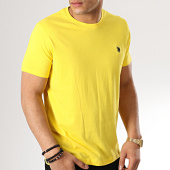 /achat-t-shirts/us-polo-assn-tee-shirt-horse-logo-jaune-175789.html