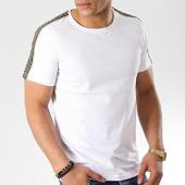 /achat-t-shirts/zayne-paris-tee-shirt-avec-bandes-tx-182-blanc-175824.html