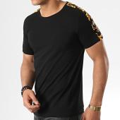 /achat-t-shirts/zayne-paris-tee-shirt-avec-bandes-tx-216-noir-renaissance-175831.html