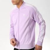 /achat-vestes/adidas-veste-zippee-avec-bandes-sst-dv1515-lilas-blanc-175902.html