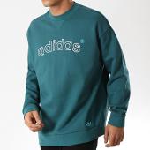 /achat-sweats-col-rond-crewneck/adidas-sweat-crewneck-arc-fh7904-vert-176010.html