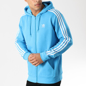 /achat-sweats-zippes-capuche/adidas-sweat-zippe-capuche-3-stripes-fz-dz4588-bleu-clair-176022.html