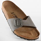 /achat-claquettes-sandales/birkenstock-sandales-madrid-bs-dark-gray-175943.html