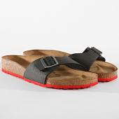 /achat-claquettes-sandales/birkenstock-sandales-madrid-birko-flor-black-red-175976.html