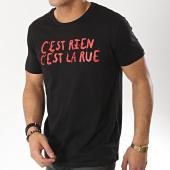 /achat-t-shirts/cest-rien-cest-la-rue-tee-shirt-21-noir-rouge-175906.html
